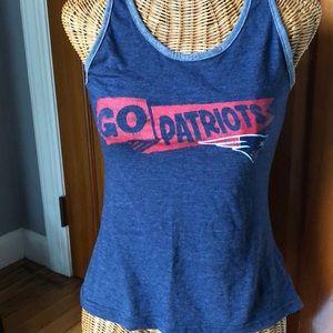 New England Patriots tank top med